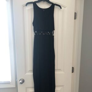 Material Girl size Medium black dress